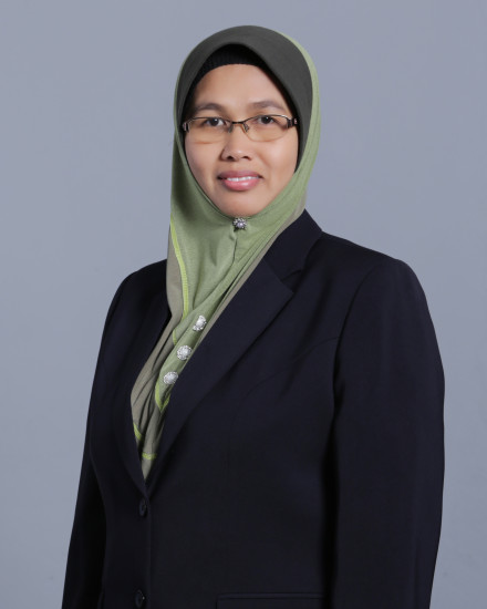 Sakinah Hassan portrait photo
