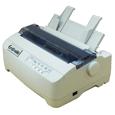 Braille Embosser and Printer