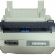 Embraille Printer Front View