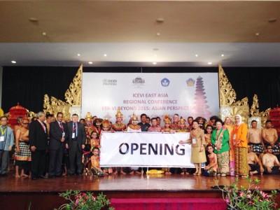 ICEVI Opening ceremony