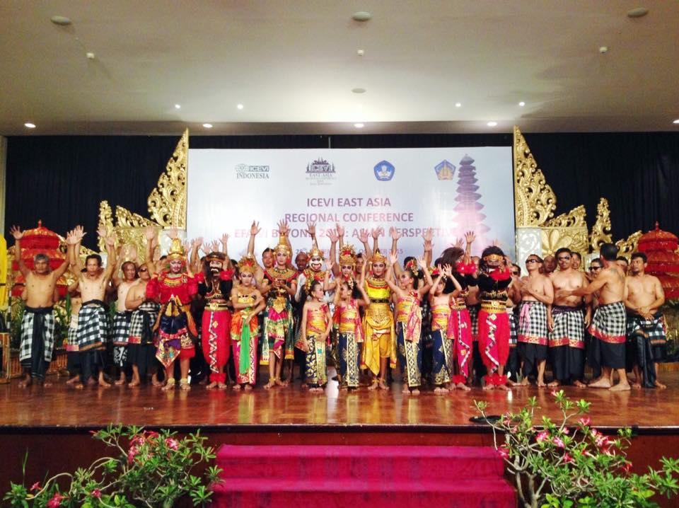 ICEVI Opening Ceremony 2