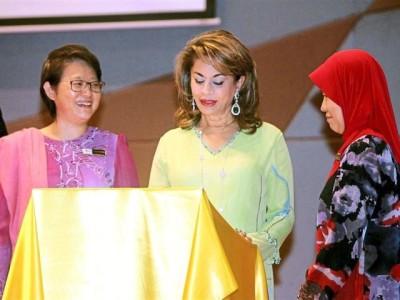 Sultanah of Pahang Sultanah Hajjah Kalsom