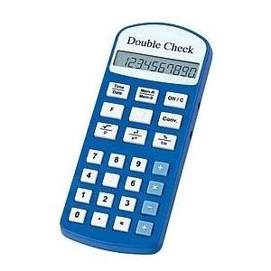 DoubleCheck calculator
