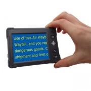 HV-MVC 3.5 handheld video magnifier blue