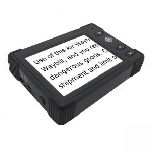 HV-MVC 3.5 handheld video magnifier white