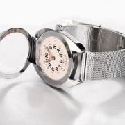 Mechanical Tactile Watch Open Cover