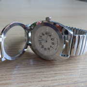 Quartz tactile watch male