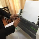 Braille Machine training