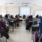 01 Disability Awareness Training Kangar Community Nurse College seminar in progress 1