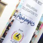 03 International abilympics at Bordeaux - poster