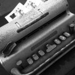 04 UMNC open day 2016 - braille type machine