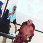05 Disability Awareness Training Kangar Community Nurse College seminar speaker close up