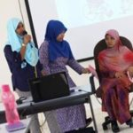 06 Disability Awareness Training Kangar Community Nurse College seminar speaker close up 2