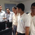 06 First day training for Cambodian ICT Officials - explaining to participants