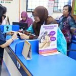 07 Disability Awareness Training Kangar Community Nurse College counter