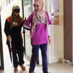 11 Disability Awareness Training Kangar Community Nurse College guiding 2