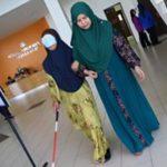 18 Disability Awareness Training Kangar Community Nurse College guiding 9