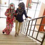 26 Disability Awareness Training Kangar Community Nurse College stairs 3