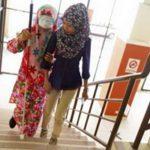 27 Disability Awareness Training Kangar Community Nurse College stairs 4