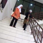 28 Disability Awareness Training Kangar Community Nurse College stairs 5