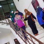 29 Disability Awareness Training Kangar Community Nurse College stairs 6