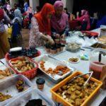 01 Majlis Sambutan Hari Raya Aidil Fitri food 1