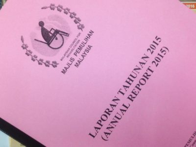 01 Malaysia Council for Rehabilitation election document