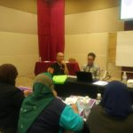 01 workshop with clinics and hospitals, Rahim
