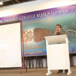 02 Awareness about the DISABLED Impaired held with Wesley International School, Rahim speaking