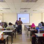 02 DAT Kangar Perlis 2016 Rahim giving closoing speech to audience