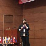 03 INTERNATIONAL SEMINAR ON SPECIAL EDUCATION at UPI, speaker 1