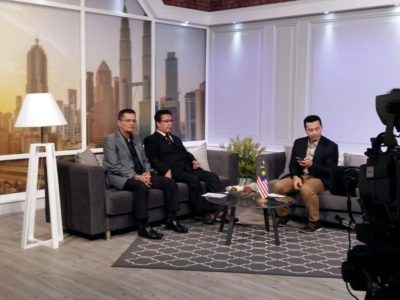04 MFB on RTM 1 TV slot, filiming 2