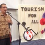 04 Promoting tourism for all in conjunction with Taylor's University Rahim speech close up