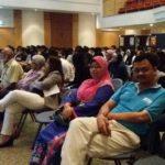 05 Disability Awareness Talk at Nottingham University Semenyih Malaysia, audience