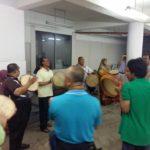 06 Kompang at meeting