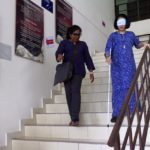 27 Disability Awareness Training Kangar Community Nurse College stairs 5