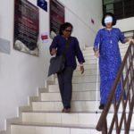 27 Disability Awareness Training Kangar Community Nurse College stairs 5