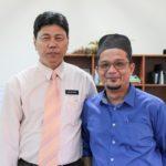 Program braille display training at SMK Pendidikan Khas Setapak1