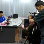 Shooting for RTM 1 at Malaysian Foundation for the Blind2