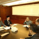 Courtesy visit to YAB Tun Dr. Mahathir Bin Mohamad, the Prime Minister of Malaysia 3