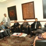 Courtesy visit to YAB Tun Dr. Mahathir Bin Mohamad, the Prime Minister of Malaysia 4