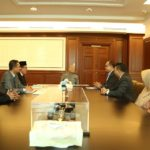 Courtesy visit to YAB Tun Dr. Mahathir Bin Mohamad, the Prime Minister of Malaysia 6