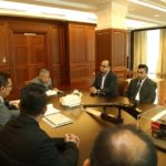 Courtesy visit to YAB Tun Dr. Mahathir Bin Mohamad, the Prime Minister of Malaysia 7