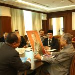 Courtesy visit to YAB Tun Dr. Mahathir Bin Mohamad, the Prime Minister of Malaysia 9